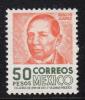 Mexico MH Scott #1081 50p Benito Juarez - Mexique