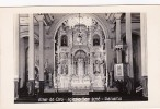 Panama Altar de Ooro Iglesia San Jose Real Photo