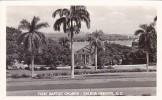 Panama Canal Zone First Baptist Church Balboa Heights Real Photo