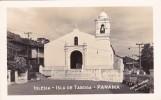 Panama Isla de Taboga Iglesia Church