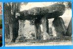 GG391, Draguignan, Pierre De La Fée,  Circulée 1907 - Dolmen & Menhirs