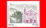 Nuovo - ITALIA - 2008 - Patrimonio Mondiale Unesco - Val D´Orcia - 0.60 - 6. 1946-.. Republic