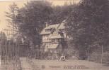 """PEPINSTER Nels """" Château De Tribomont - La Maison Du Jardinier """"  """"pas Circulée Etat Impeccable  Voir Scans - Pepinster"""