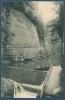 Edmungsklamm Untere Bootsstation Herrnskretschen, Gelaufen 1912 (AK701) - Sudeten