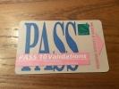 "Ticket de bus CGFTE PASS ""PASS 10 Validations"" type 1 - Nancy (54)"