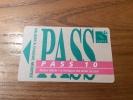"Ticket de bus CGFTE PASS ""PASS 10"" type 1 - Nancy (54)"