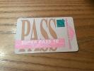 "Ticket de bus CGFTE PASS ""SUPER PASS 10"" Nancy (54)"