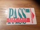 "Ticket de bus CGFTE PASS ""TIK� PASS 1 voyage"" type 4 - Nancy (54)"