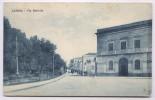 CANOSA DI PUGLIA - BARI -  1927 - VIA BARLETTA. ANIMATA - Bari