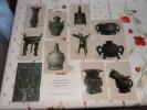 SHANGHAI - Pochette De 10 Cartes Postale Shanghai Museum Selected Bronzes - Chine