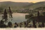 C.P.A Du Dpt. 88 - 88400 - Gerardmer - Les Vosges - Panorama Pris De L'Observatoire Du Pheny - LL. - Gerardmer