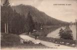 C.P.A Du Dpt. 88 - 88400 - Gerardmer - Les Vosges, La Nuit - La Route Du Tour Du Lac, Rive Droite - 20 Bis - - Gerardmer