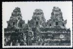 Cpsm Du Cambodge  -- Ruine D' Angkor     OCT10 - Cambodia