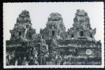 Cpsm Du Cambodge  -- Ruine D' Angkor     OCT10