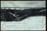 A3407) DR Grüsse Von Der Kaiser-Wilhelm-Brücke 1898 Gelaufen