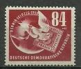 DDR 1950, Nr. 260, Falz - DDR