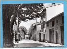 La Roquebrussanne-entrée Du Village -route De Toulon-années 40-50-édition CIM - La Roquebrussanne