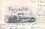 Marine De Guerre Militaire Française - Lavoisier - 2 SCANS - Warships