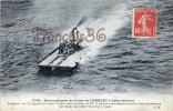 Bateau Glisseur Du Comte De Lambert à Hélice Aérienne - 2 SCANS - Hovercrafts