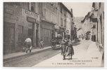 VALS LES BAINS - Grande Rue - Boulangerie Jérome Barbier (81251) - Vals Les Bains