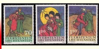 Liechtenstein 1245/47** Noel  MNH