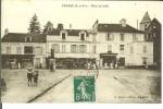 CPA YERRES  Place Du Taillis 12032 - Yerres