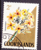 Cook-Inseln - Schmetterlingswicke (Clitoria Ternatea) 1967 - Gest. Used Obl. - Cook Islands