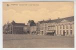Poperinge, Poperinghe, Noordkant Markt En Ingang Gasthuisstraat (pk23893) - Poperinge