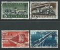 1947 SVIZZERA USATO FERROVIE ELVETICHE - G038 - Usati