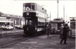 Tram Photo Bolton 66 Blackpool Corporation Tramways Pleasure Beach - Trains