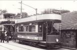 Tram Photo Paisley District Tramways Hurst Nelson Car 68 Crich 1983 Tramcar - Trains