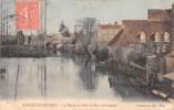 CPA 28 NOGENT LE ROTROU L'HUISNE AU PONT DE BOIS - Nogent Le Rotrou