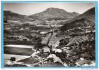 La Roquebrussanne-vue Aérienne Panoramique -années 40-50-édition CIM - La Roquebrussanne