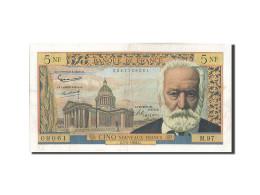 [#206382] 5 Nouveaux Francs Type Victor Hugo, 07 Février 1963, Fayette 56.13 - 5 NF 1959-1965 ''Victor Hugo''
