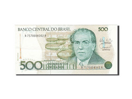 [#259981] Brésil, 500 Cruzados, Type Villa Lobos - Brésil