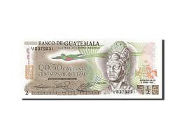 [#259557] Guatemala, 1/2 Quetzal, Type Tecun Uman - Guatemala
