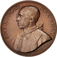 [#400094] Pie XII (1939-1958), Médaille - Royaux / De Noblesse