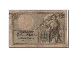 [#306947] Allemagne, 10 Mark Type 1904-06 - [ 2] 1871-1918 : Duitse Rijk