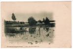 Overmeire Donck, Une Vue Du Grand Lac (pk24515) - Berlare