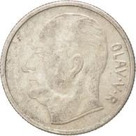 [#92365] Norvège, Olav V, 1 Krone 1967, KM 409 - Norvège