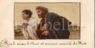 COMMUNIE * COMMUNION / Solennelle / L'église De Torcé-en-Charnie / 1957 / Jean Thibault - Images Religieuses