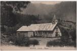 CPA La REUNION CILAOS Eglise - La Réunion
