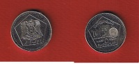 Syrie  --    5 Pounds 2003  --  Km # 129  --    état  SUP - Syria