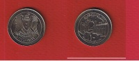 Syrie  --    10 Pounds 1997   --  Km # 124  --    état  SUP - Syrie