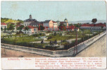 BULGARIA 1910s PLEVEN PLEVNA TOWN VIEW TZAR LIBERATOR MUSEUM Aa681 - Bulgaria
