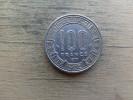 Gabon  100 Francs  1977  Km 13 - Gabon