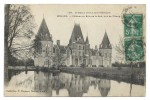 CPA - CHATEAU DU BOIS DE LA NÖE, PRISE DE L' ETANG - Loire Atlantique, 44, Bouaye - Ecrite - Bouaye
