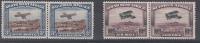 SWA MH* MICHEL 164/65 & 166/67 ARMAIL - Zuidwest-Afrika (1923-1990)