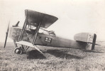 "Photo Carte Avions-(guerre 1914-1918) France Biplan "" Breguet XIV "" .2scans - Avions"