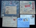 World wide, Alle Welt ca. 500 Belege, covers, lettres, cards